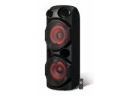 Boxa Bluetooth Rebeltec SoundBOX 630, microSD, Neagra, Blister