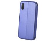 Husa Piele OEM Elegance pentru Huawei Y6p, Bleumarin, Bulk