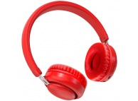 Handsfree Casti Bluetooth XO Design BE10, SinglePoint, Rosu