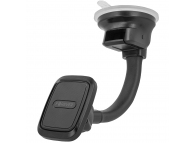 Suport Auto Universal Forever pentru Telefon, MH-200 Magnetic, Negru, Blister