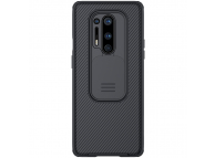 Husa Plastic - TPU Nillkin CamShield pentru OnePlus 8 Pro, Neagra
