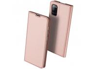 Husa Poliuretan DUX DUCIS Skin Pro pentru Samsung Galaxy A31, Roz Aurie, Blister
