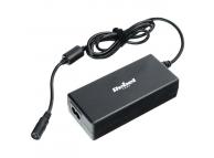 Incarcator retea universal REBEL pentru Notebook / Laptop 90W / 18-20V / automatic, Negru Blister