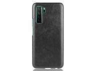 Husa Piele - Plastic OEM Business pentru Huawei P40 lite, Neagra, Bulk