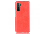 Husa Piele - Plastic OEM Business pentru Huawei P40 lite, Rosie, Bulk