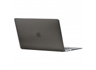 Carcasa UNIQ Claro pentru Apple Macbook Pro 16 inch (2019), 1.1 mm, Gri Mata, Blister