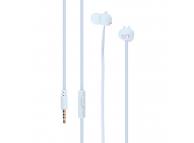 Handsfree Casti In-Ear Tellur Pixy, Cu microfon, 3.5 mm, Albastru, Blister TLL162252