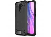 Husa TPU Tech-Protect Xarmor Xiaomi Redmi 9, Neagra, Blister