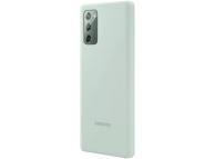Husa TPU Samsung Galaxy Note 20 N980 / Samsung Galaxy Note 20 5G N981, Silicone Cover, Vernil, Blister EF-PN980TMEGEU