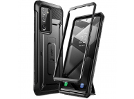 Husa Plastic - TPU Supcase Unicorn Beetle pentru Samsung Galaxy Note 20 N980 / Samsung Galaxy Note 20 5G N981, Neagra