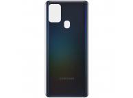 Capac Baterie Samsung Galaxy A21s, Negru