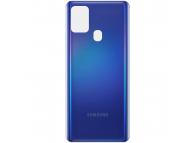 Capac Baterie Samsung Galaxy A21s, Albastru
