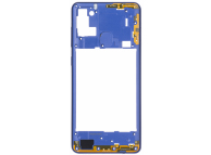 Rama Mijloc Samsung Galaxy A21s, Albastru