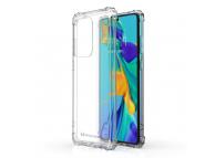 Husa TPU WZK Military Antisoc pentru Samsung Galaxy S20 Ultra G988 / Samsung Galaxy S20 Ultra 5G G988, Transparenta, Blister