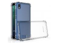 Husa TPU WZK Military Antisoc pentru Samsung Galaxy A10 A105, Transparenta