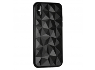Husa TPU OEM Prism pentru Samsung Galaxy A20e, Neagra, Bulk