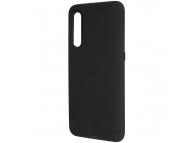Husa TPU OEM Defender Smooth pentru Samsung Galaxy A41, Neagra, Bulk