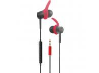 Handsfree Casti In-Ear Bluetooth Forever 4Sport SP-100, Rosu