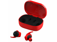 Handsfree Casti Bluetooth Forever Earbuds 4Sport TWE-300, Rosu Blister