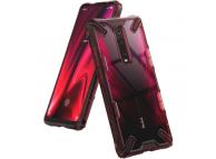 Husa TPU Ringke Fusion X pentru Xiaomi Mi 9T / Xiaomi Mi 9T Pro, Rosie, Blister FXXI0005
