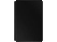 Husa Tableta Poliuretan Samsung Galaxy Tab S7 T870, Bookcover Keyboard, Neagra, Blister EF-DT870UBEGEU