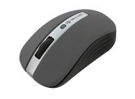 Mouse wireless Tellur Basic, LED, Gri inchis, Blister  TLL491081