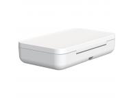 Sterilizator UV-C Samsung GP-TOU020, Incarcare Wireless 10W, Alb, Blister GP-TOU020SABWQ