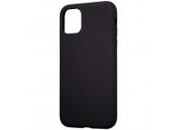 Husa TPU Tactical Velvet Smoothie pentru Apple iPhone 11, Asphalt, Neagra, Blister