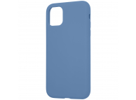 Husa TPU Tactical Velvet Smoothie pentru Apple iPhone 11 Pro Max, Avatar, Albastra, Blister