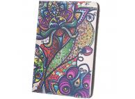 Husa Poliuretan GreenGo Folk pentru Tableta 9 - 10 inci, Multicolor