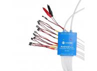 Cablu alimentare / testare Sunshine SS-905D pentru placi Android, Blister