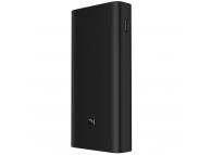 Baterie Externa Powerbank Xiaomi PB200LZM, 20000 mA, Neagra, Blister