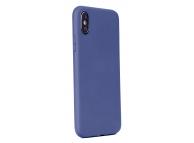 Husa TPU Forcell Soft pentru Huawei P40 lite, Bleumarin, Bulk