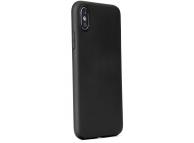 Husa TPU Forcell Soft pentru Apple iPhone 12 mini, Neagra