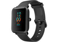 Ceas Smartwatch Amazfit Bip S, Carbon, GPS, Negru, Blister