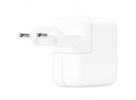 Incarcator Retea USB Tip-C Apple MR2A2ZM/A , Pentru iPhone / iPad / Macbook Air Retina 13 / Macbook Retina 12, 30W, 1 X USB, Alb, Bulk