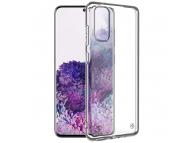 Husa TPU Tellur Basic pentru Samsung Galaxy S20 Plus G985, Transparenta, Blister TLL121306