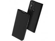 Husa Poliuretan DUX DUCIS SKIN PRO pentru Motorola Moto G8 Power Lite, Neagra, Blister