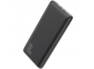 Baterie Externa Powerbank Baseus Bipow, 10000 mA, Power Delivery (PD) - Quick Charge 3.0, 18W, Neagra PPDML-01