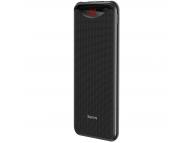 Baterie Externa Powerbank Baseus Gentleman, PPLN-A01, 10000 mA, 2 x USB, 2.1A, Neagra, Blister