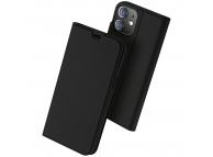 Husa Poliuretan DUX DUCIS Skin Pro pentru Apple iPhone 12 mini, Neagra