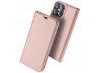 Husa Poliuretan DUX DUCIS Skin Pro pentru Apple iPhone 12 / Apple iPhone 12 Pro, Roz