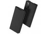 Husa Piele DUX DUCIS Skin X pentru Samsung Galaxy Note 20 N980, Neagra, Blister