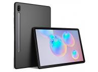 Husa Tableta TPU OEM Ultra Thin pentru Samsung Galaxy Tab S6, Neagra, Bulk