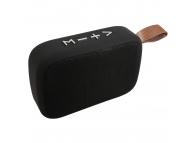 Boxa Portabila Bluetooth Kisonli R3, USB, SD, FM, Neagra, Blister