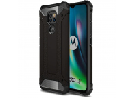 Husa TPU Tech-Protect XARMOR pentru Motorola Moto G9 Play / Motorola Moto E7 Plus, Neagra, Blister