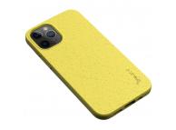 Husa TPU iPaky Starry Series pentru Apple iPhone 12 mini, Galbena