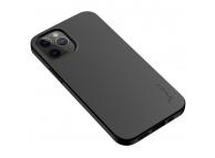 Husa TPU iPaky Starry Series pentru Apple iPhone 12 mini, Neagra