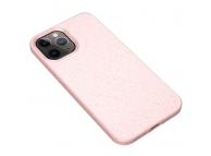 Husa TPU OEM Starry Series pentru Apple iPhone 12 mini, Roz