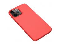 Husa TPU OEM Starry Series pentru Apple iPhone 12 mini, Rosie